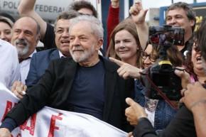 Ex-presidente Lula(Imagem:Foto: Cassiano Rosário / Estadão Conteúdo)