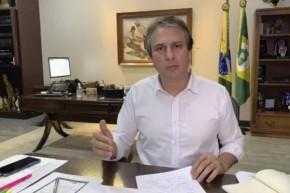 Camilo Santana(Imagem:Divulgação)