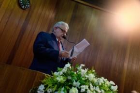 Sessão solene marca os 45 anos de fundação da TV Rádio Clube.(Imagem:Alepi)