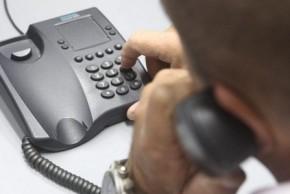 Telefonia fixa no país tem redução de 4,42% em 12 meses.(Imagem:Divulgação)