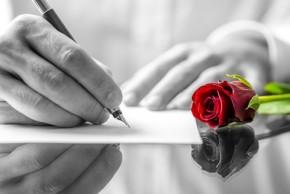 O escritor e o sentimento da alma.(Imagem:Divulgação)
