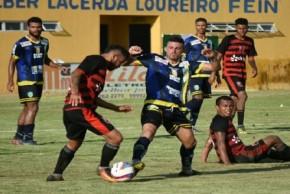 Série D: Altos em vantagem contra o Nacional em Manaus.(Imagem:Elziney Santos)