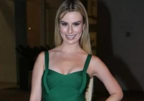 Fernanda Keulla(Imagem:AgNews)
