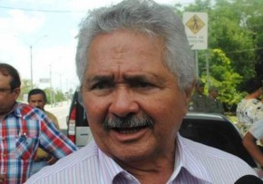 Elmano defende ensino técnico para combater o desemprego.(Imagem:Ascom)