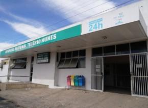 Hospital Regional Tibério Nunes (HRTN)(Imagem:Sesapi)