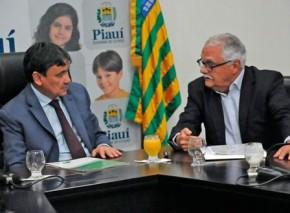 Governador recebe membros da Sudene e discute planos para o NE.(Imagem:CidadeVerde.com)