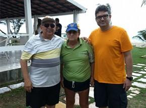 Eleição 2018: terceira via do MDB pode ser a vice de Luciano Nunes.(Imagem:Cidadeverde.com)