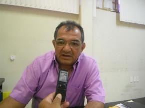 Vice-prefeito Salomão Holanda(Imagem:FlorianoNews)