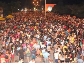 Prefeitura de Floriano espera reunir 25 mil foliões durante os arrastões.(Imagem:Gilcilene Araújo/G1)