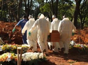 Brasil registra 987 mortes e 36.820 novos casos de Covid-19 em 24h(Imagem:Reprodução)