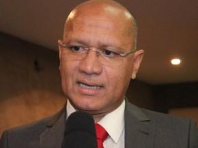 Secretário de Administração, Francisco José, o Franzé.(Imagem: Gilcilene Araújo/G1)