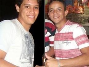 Marcos Felipe e Jackson Douglas(Imagem:Divulgação)