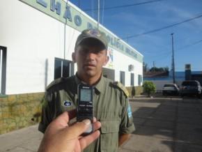 Major Inaldo Barros(Imagem:FlorianoNews)