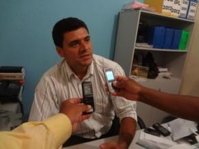 Delegado Ozires Martins(Imagem:FlorianoNews)