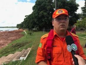 Bombeiros pedem que famílias não retornem à áreas de risco.(Imagem:Cidadeverde.com)