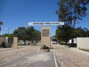 Universidade Federal do Piauí Campus Floriano.(Imagem:FlorianoNews)