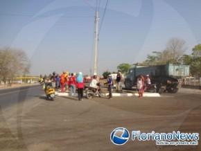 Grave acidente na BR-230 (Imagem:FlorianoNews)