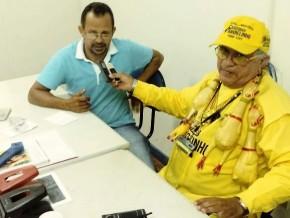 Raimundo Neto, técnico da Agespisa.(Imagem:FlorianoNews)