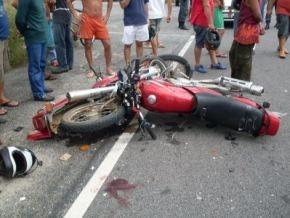 Acidente grave no municipio de Bertolinia(Imagem:Divulgação)