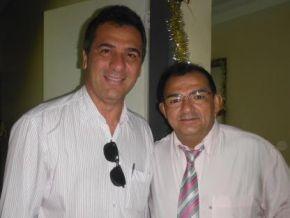 Gilberto e Salomão realizaram primeira reunião com secretários após a posse.(Imagem:FlorianoNews)
