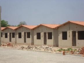 Casas populares construidas em Floriano(Imagem:redação)