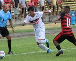 Motivados por vitórias, River e Flamengo farão o clássico no Albertão.(Imagem:Eduardo Frota)