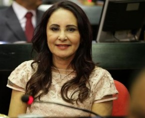 Deputada Liziê Coelho (PTB)(Imagem:Alepi)