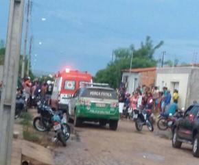 Adolescente é morto a tiros em suposto acerto de contas na zona Sul de Teresina.(Imagem:Divulgação)