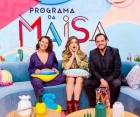 Programa da Maísa estreia com Fernanda Souza e Matheus Ceará.(Imagem:Gabriel Cardoso/SBT)