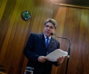 Deputado João Madison, líder do PMDB.(Imagem:Alepi)
