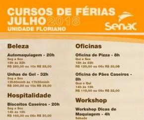 Cursos SENAC(Imagem:SENAC)