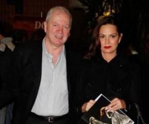 Luiza Brunet reencontra ex, mas não entra em acordo.(Imagem:AgNews)