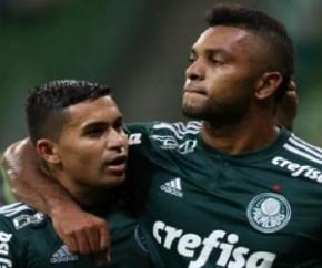 Palmeiras vence o Cerro(Imagem:Cesar Greco)