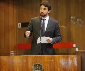 Deputado Marden Menezes (PSDB)(Imagem:Alepi)
