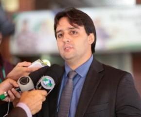 Deputado Flávio Nogueira Júnior (PDT)(Imagem:Roberta Aline)