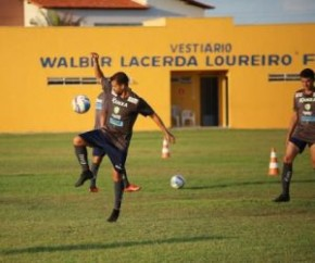 Altos terá de jogar Copa do Nordeste em Teresina.(Imagem:Luís Júnior/A.A.Altos)