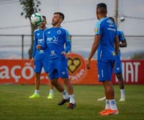 Cruzeiro recebe o Fluminense em confronto direto contra a degola.(Imagem:Divulgação)