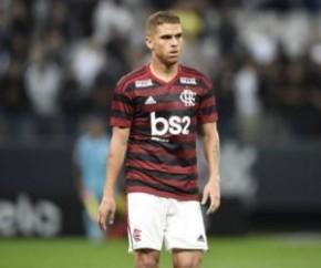 Flamengo afasta Cuéllar após volante pedir para não jogar.(Imagem:Divulgação)