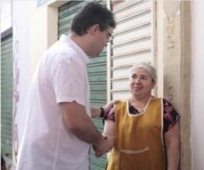 Luciano visita o Sul do Piauí e recebe apoio e adesões.(Imagem:Ascom)