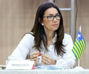 Vice-governadora Margarete Coelho(Imagem:Divulgação)