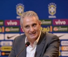 Tite diz que honestidade de Rodrigo Caio pesou.(Imagem:Globoesporte.com)