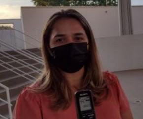 Ana Paula, coordenadora do Sesc Floriano(Imagem:FlorianoNews)