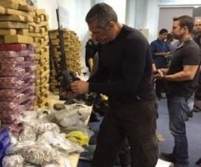 MP regulamentará venda de bens apreendidos do narcotráfico.(Imagem:Agência Brasil)