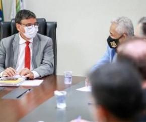 Governador anuncia toque de recolher em todo o Piauí das 23h às 5h(Imagem:Reprodução)