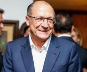Alckmin diz que vai privilegiar pequenos e médios empresários em linhas de crédito.(Imagem:Bruno Poletti)