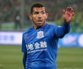 Tevez é afastado em clube na China(Imagem:Divulgação)