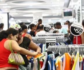 Comércio do Piauí registra redução na queda das vendas.(Imagem:Cidadeverde.com)