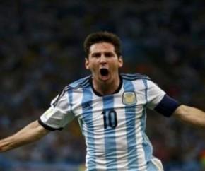 Argentina sonha com a volta de Messi para amistoso contra o Brasil.(Imagem:Divulgação/AFA)