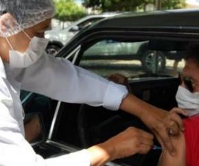 Emanuelle Dias, coordenadora da campanha de vacinação em Teresina, orientou sobre a documentação necessária.  ?As pessoas devem se dirigir aos pontos portando documento de identifi(Imagem:Reprodução)