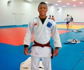 Emerson Silva é convocado para último torneio antes do Mundial Sub-21 de Judô.(Imagem:CidadeVerde.com)
